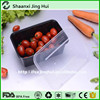 China Supplier Vegetable plastic air tight freezer storage container