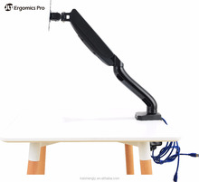Solide-Monitor Desk Mount Arm Monitorständer Vesa: 75 100
