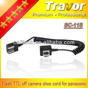 Hight quality TTL cord for Canon Camera Flash