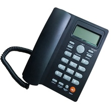 Stock New Quality Landline Analog Caller ID Corded Telephone within fast delivery & Small MOQ