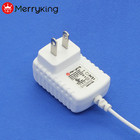 PSE approval white 100v ac to dc 12v 1a power adapter for table lamp