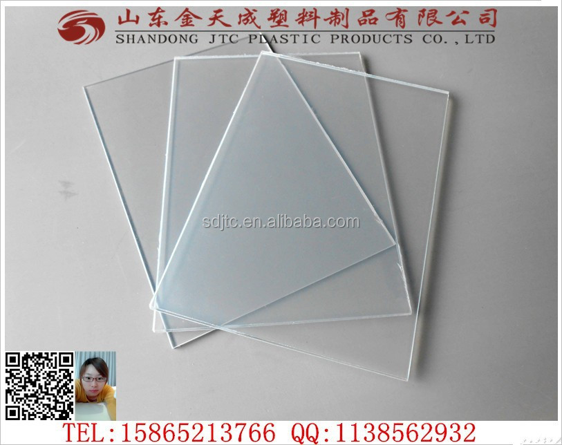 Clear transparent pvc rigid <strong>sheet</strong> manufacture