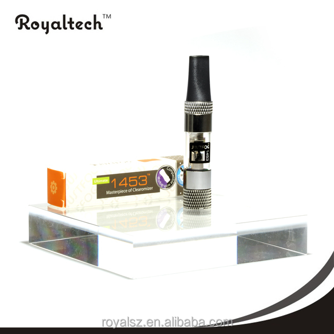 2015 hottest original Justfog Ultimate 1453 clearomizer, ultimate 1453 atomizer upgraded from maxi justfog 1453 atomizer