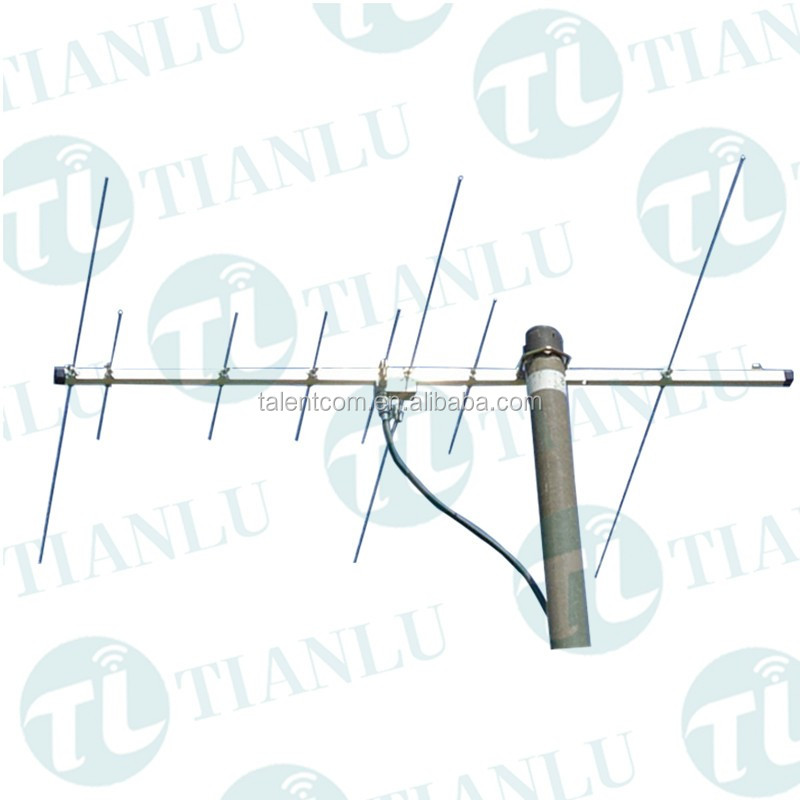 144-146/430-440 mhz Diamante outdoor vhf/uhf dual band antenna direzionale yagi antenna