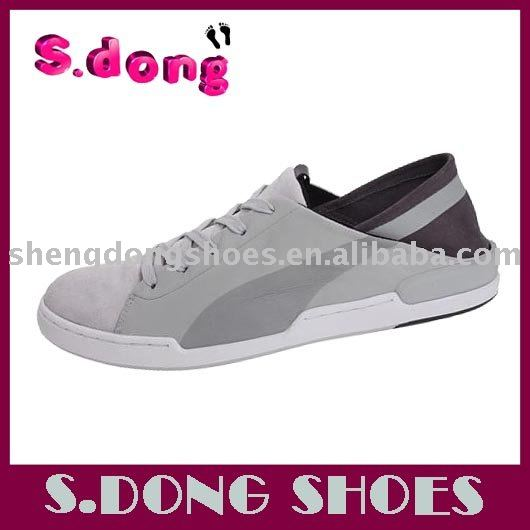 Men's Ease Style Casual Shoes with Foldable Back