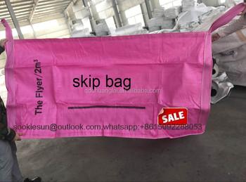Bag Recycling Garbage Dumpster Skip