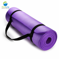 Factory made topko yoga mat natural rubber eco friendly