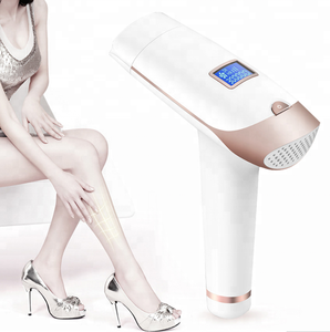 2in1 IPL Laser Hair Removal Machine Electric Laser Epilator Depilador Women Body Bikini Armpit Permanent Hair Removal