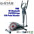 GS-8703H Home Exercise Bike Generator Elliptical Motorized Trainer