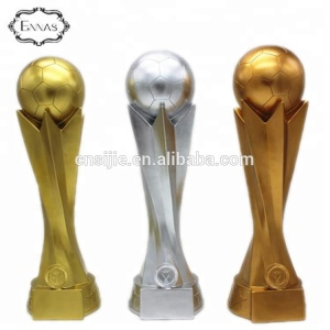 Funny Custom Resin Football Trophy Customized Resin Sports Trophy
