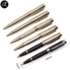 Low MOQ Pen Luxury Engraved Heavy Chrome Metal Ballpoint Pen for Watch Gift Sets