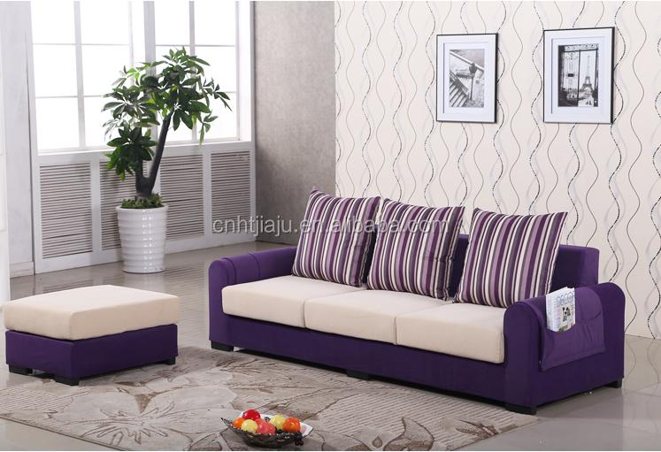 divano in tessuto moderno e minimalista piccolo appartamento ... - Angolo Divani In Copertina Nera