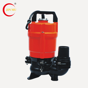 Submersible sewage water pump aluminum casing pumping machine