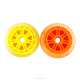 Customizable Multicolor 125mm PU scooters wheels