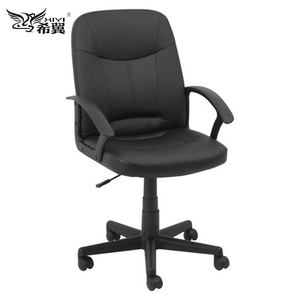 sale high back black pu leather chair of office with wheel lock function