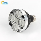 Indoor mini 176-264VAC aluminum smd2835 par can stage lights bulb 35w led par light