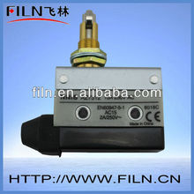 on-off normal open electrical lever dpdt micro switch 5a 250vac