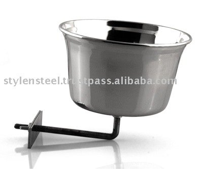 Stainless Steel Parrot Cup / Bird Feeding Bowl