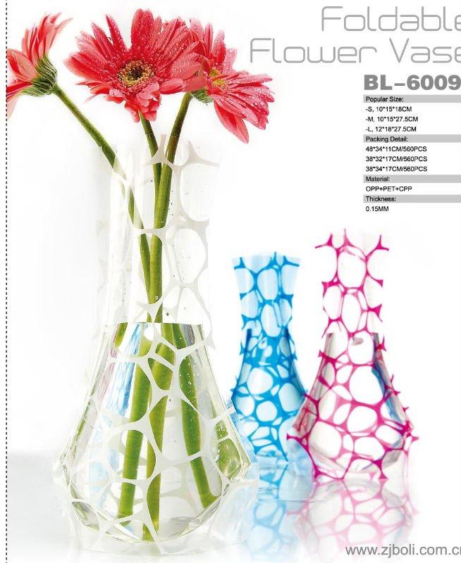 248 & Folding Disposable Plastic Flower Vase - Buy Disposable Flower VaseLarge Plastic VaseChina Flower Vase Product on Alibaba.com