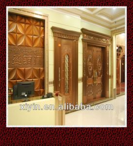 The copper gate/door will be the most popular in 2013