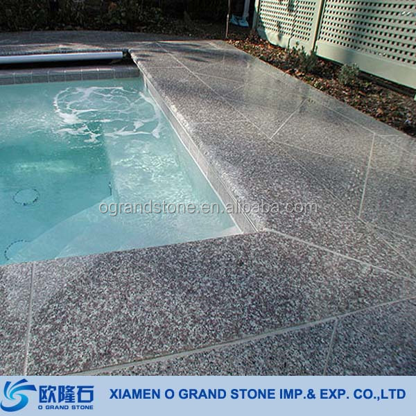 G664 Bainbrook Brown Granite Swimming Pool Coping Stones - Buy Swimming  Pool Coping Stones,Coping Stone,Pool Coping Product on Alibaba.com
