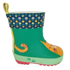 small baby cute rubber rain boot wellies