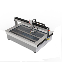 WIN WIN stroke 3000x2000x120mm misc piece water jet cutting equipment to cut marble, granite, compound stone, metal, rub