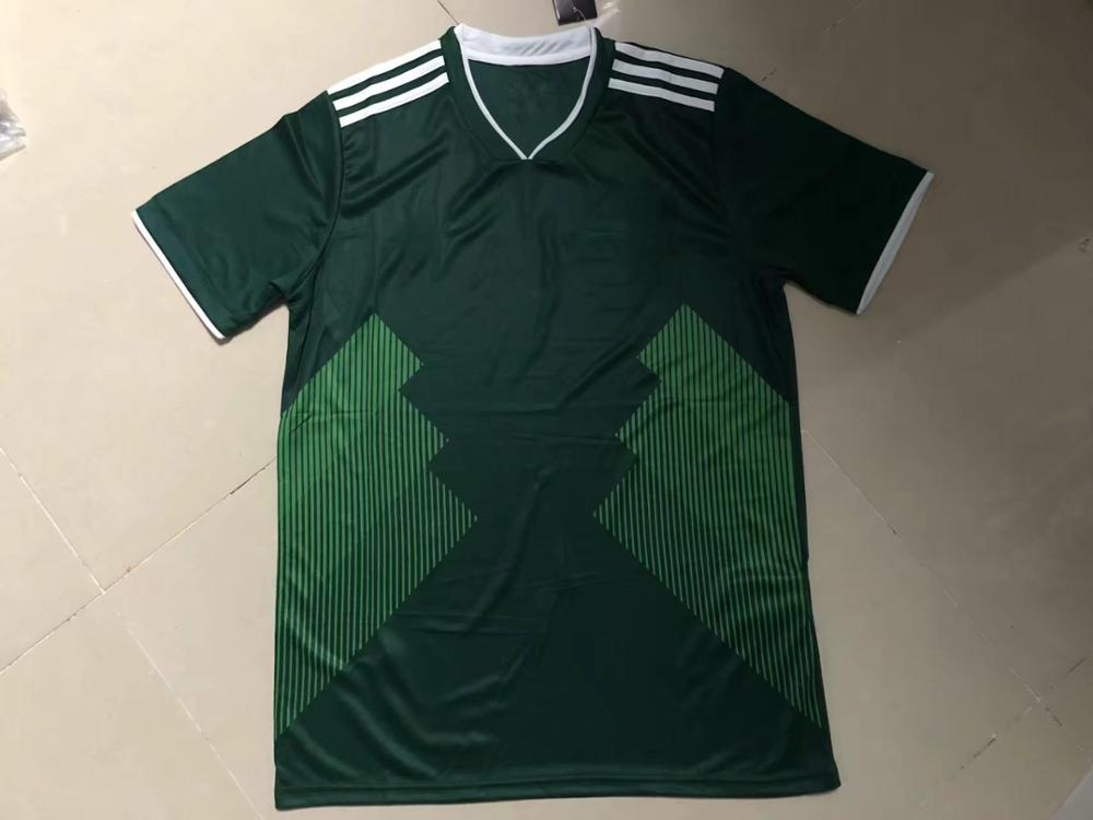 2017 2018 Latest Mexico New Design Wholesale Cheap Thailand Quality Mexico  Soccer Jersey 47d3fbadb