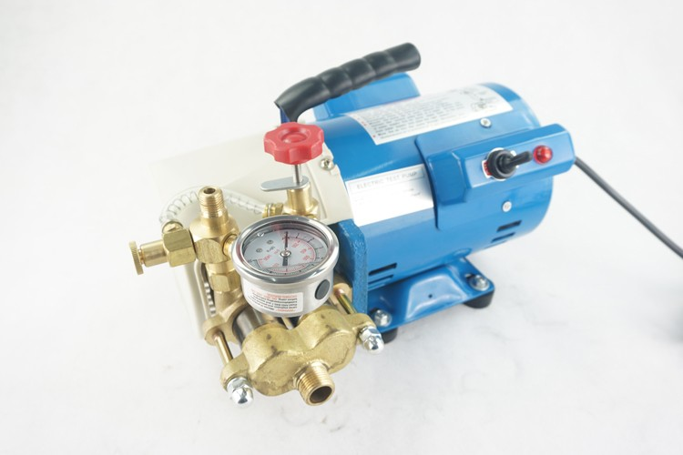 Hot Sale Water Jet Pump Washing Machine Electric Hydrostatic Testing Pump