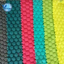 Polyester Cationic Interlock Fabric Bonding Paste Jacquard Polar Fleece Sherpa Fleece Fabric