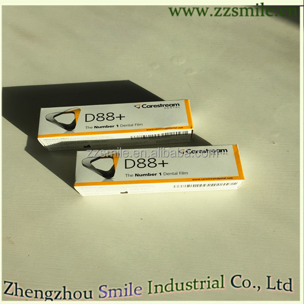 Dental x ray films D88 CE approved