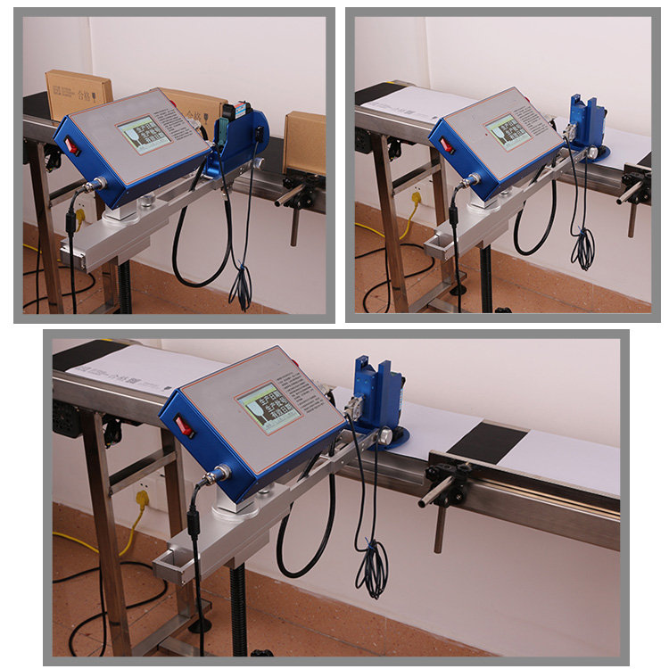 25.4mm Printing Height Inkjet Marking Equipment Cost-Saving and High Quality Industrial Printer