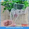 High Quality clear transparent TPU Mobile Phone Back Cover Case for Blackberry Z3