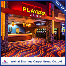 Simple innovative products popular commercial casino carpet
