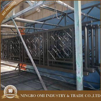 europe standard design moderne conceptions de gril de balcon garde corps en fer forg pour. Black Bedroom Furniture Sets. Home Design Ideas