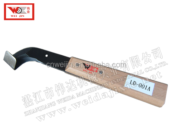 Thailand Rubber Tree Tapping knife