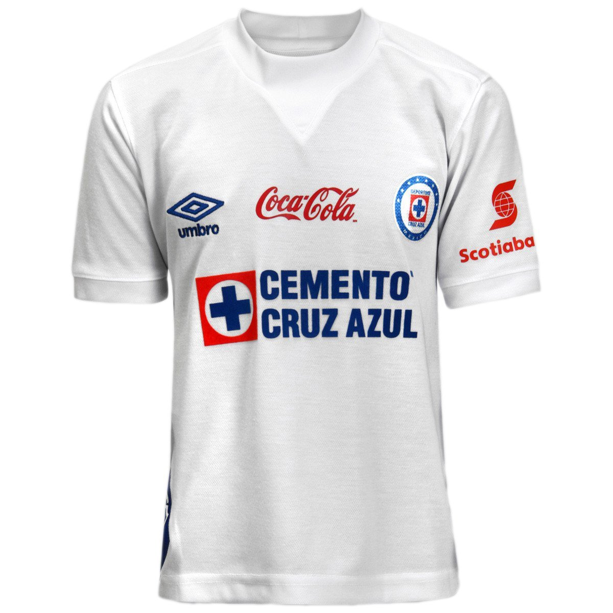babb8001159 Get Quotations · Umbro Cruz Azul Away Jersey 2013-2014 (S)