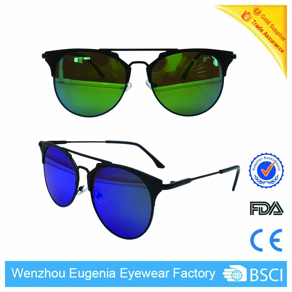 brand new high quality fake fashion sun glasses 2016