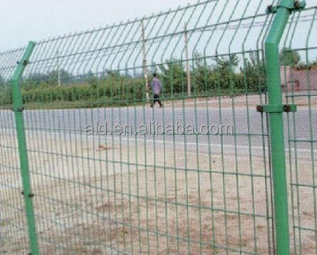 cheap price and top quality galvanized or non galvanized temporary fencing