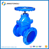 JKTL 6 API Hydraulic Gate Valve Flange End Cast Steel Gate Valve for Medium Pressure