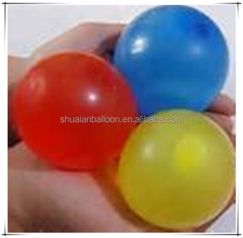 Make a baloon sex toy