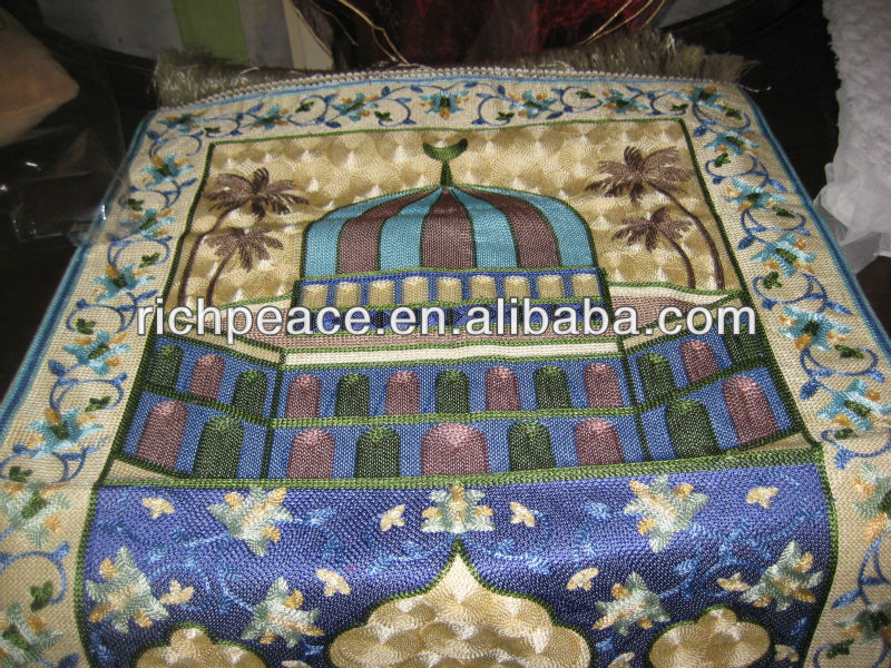 Richpeace Computerized Mixed Chenille(Toweling) Embroidery Machine 2014 Hot sale