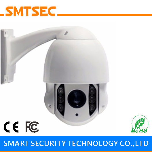 960P AHD PTZ Camera 10X Zoom CCTV High Speed Dome Camera Pan//Tilt IP66 Outdoor