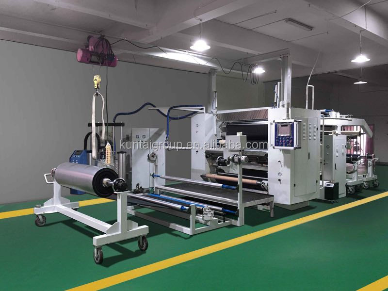 Colle Thermofusible PUR Multifonctionnel Machine À Plastifier pour PVC/PP/PE/PU/TPU/tissu
