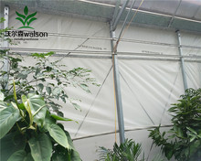 agricultural greenhouse for commercial hydroponics tomato/ lettuce production