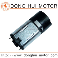 dc micro gear motor plastic gear for door lock actuator