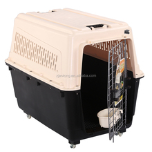 Plastic Travel Dog Crate Dog Kennel Wholesale