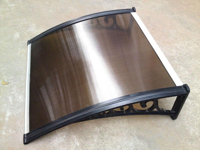 Diy AluminumMetalPlasticPolycarbonate Sheet Door And Window Canopy