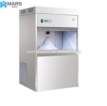 AZ-200 Snow flake ice granular ice machine / ice maker