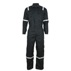 Factory fire flame retardant mining work clothes smocks safety wear